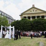 Esküvő a zsinagógában