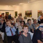 Kiállítás megnyitó az Artézi Galériában