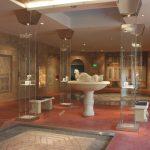 Hadrianus palota berendezése az Aquincumi Múzeumban