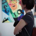 Kiállítás az Esernyős Galériában