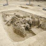 Ásatás az Aquincumi Múzeumban