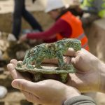 Kocsisír feltárásból származó leletek Csillaghegyen