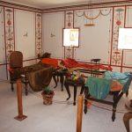 Aquincumi Múzeum Óbuda Festőház berendezett szoba