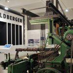 Korabeli textilipari gép
