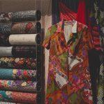 Korabeli textilminták