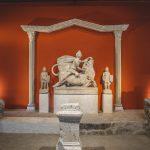 Mithras szentély az Aquincumi Múzeumban