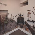 Szőlőtermesztési eszközök gyűjteménye