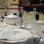 A vendéglátás terei - megterített étkezőasztal