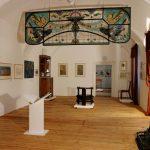 A Fővárosi Képtárban található képzőművészeti gyűjtemény egy része