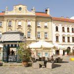 A város legkisebb kávézója