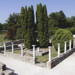 Aquincumi Múzeum Óbuda Romkert részlet
