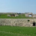 Katonai Amfiteátrum maradványai
