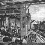 A hajógyár egykor