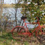 Kerékpárral is
