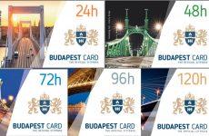 A Budapest Kártya már az Esernyősben is kapható